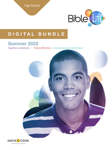 Bible-in-Life | High School Digital Bundle | Summer 2021