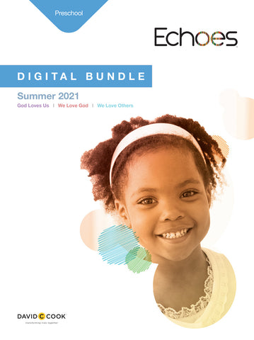 Echoes | Preschool Digital Bundle | Summer 2018