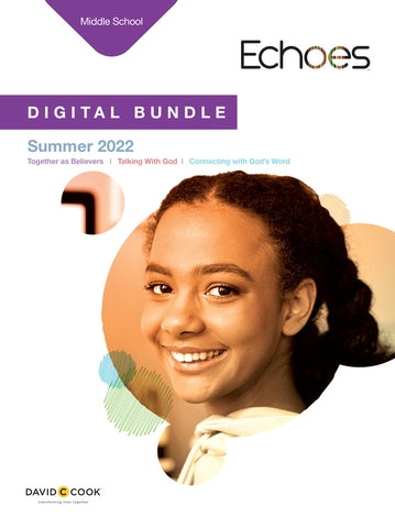 Echoes | Middle School Digital Bundle | Summer 2020