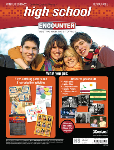 Encounter High School Resources | Winter 2018-2019
