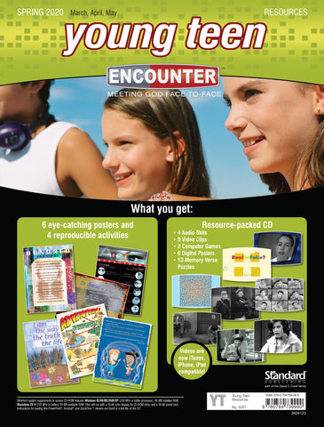 Encounter | Young Teen Resources | Spring 2020
