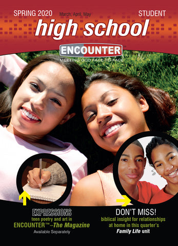 Encounter | High School Student Book | Spring 2020