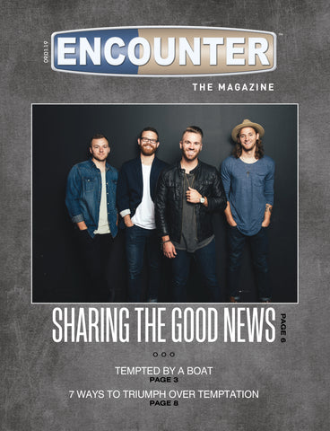 Encounter™—The Magazine | Fall 2018