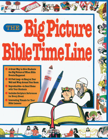 Big Picture Bible Time Line - Gosplel Light