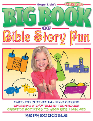 Big Books of Bible Story Fun - Gospel Light