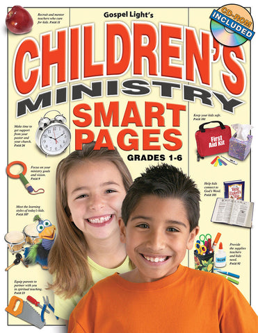 Children's Ministry Smart Pages