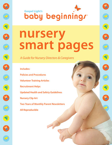 Nursery Ministry Smart Pages