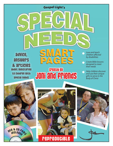 Special Needs Ministry Smart Pages