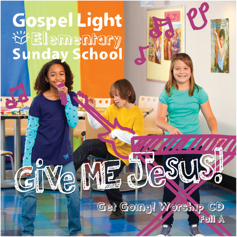Gospel Light | Elementary GR 1-4 Get Going! Worship CD | Fall Year A
