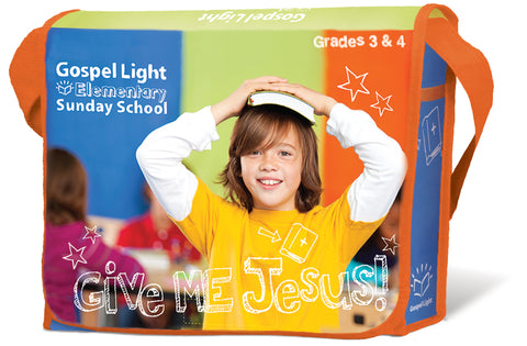 Teacher's Classroom Kit - Elementary GR 3-4 - Summer Year A | Gospel Light