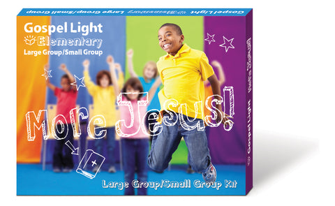 Gospel Light | Elementary Large Group Classroom Kit | Summer Year A
