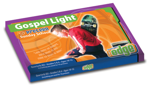 Teacher's Classroom Kit - Preteen GR 5-6 - Summer Year A | Gospel Light