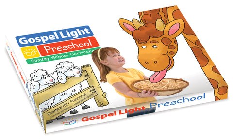 Teacher's Classroom Kit - Preschool Ages 2-3 - Fall Year B | Gospel Light