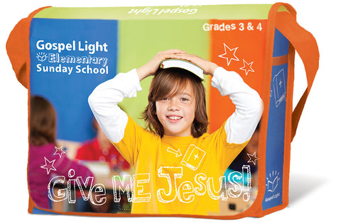 Teacher's Classroom Kit - Elementary GR 3-4 - Fall Year B | Gospel Light