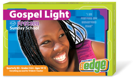 Teacher's Classroom Kit - Preteen GR 5-6 - Fall Year B | Gospel Light