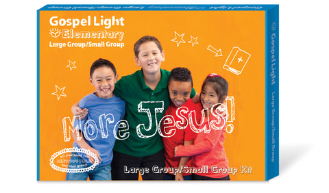 Gospel Light | Elementary Large Group GR 1-4 Classroom Kit | Spring Year B