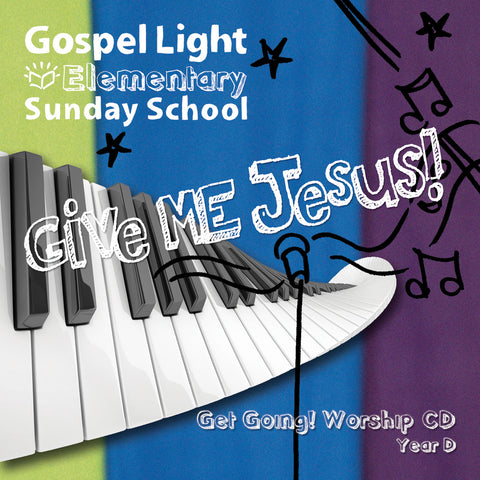 Gospel Light | Elementary GR 1-4 Get Going! Worship CD | Year D