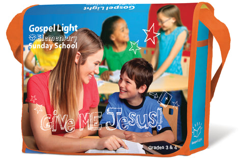 Gospel Light | Elementary GR 3-4 Teacher's Classroom Kit | Summer Year D