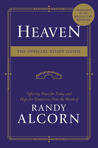 Heaven: The Official Study Guide | Randy Alcorn | Presale - Expected to ship Aug 15 2018