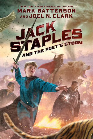 Jack Staples and the Poet's Storm | Mark Batterson and Joel N. Clark | Jack Staples Series Book 3