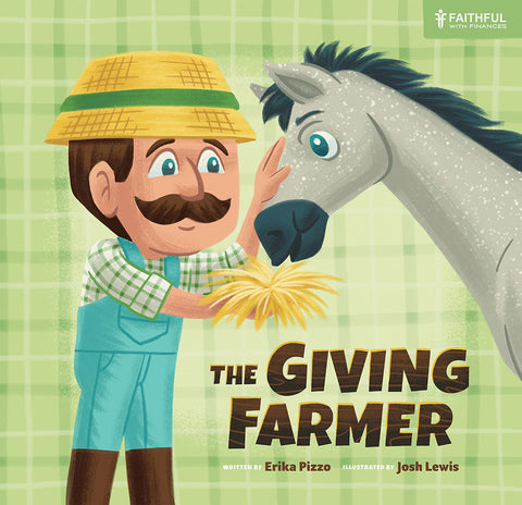 The Giving Farmer | Erika Pizzo