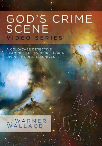 God's Crime Scene Video Series with Facilitator's Guide - J. Warner Wallace | David C Cook