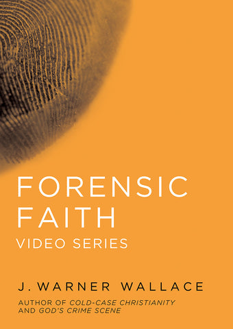 Forensic Faith Video Series with Facilitator's Guide - J. Warner Wallace | David C Cook