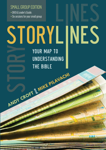 Storylines Small Group Edition: DVD & Leader's Guide - Mike Pilavachi & Andy Croft | David C Cook