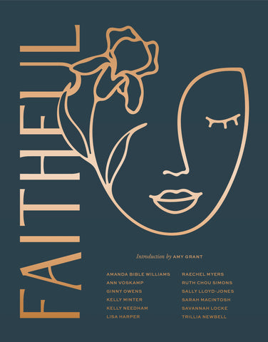 Faithful, christian book celebrating women in the bible