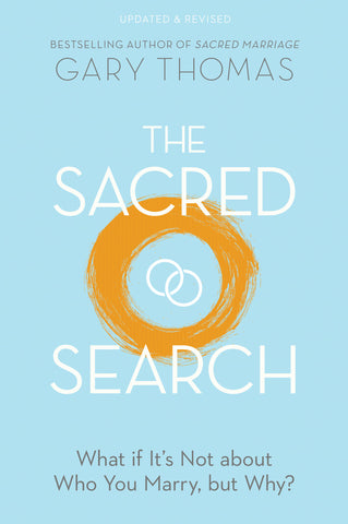 The Sacred Search Christian book on marriage by Gary Thomas