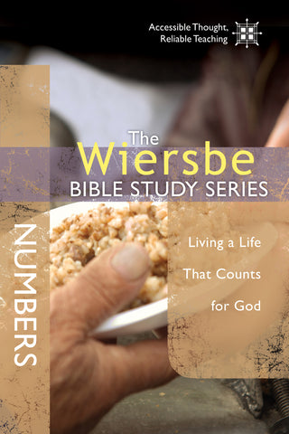 The Wiersbe Bible Study Series: Numbers