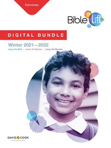 Bible-in-Life Elementary Digital Bundle | Winter 2017-2018