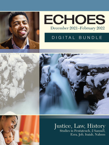 Echoes Adult Digital Bundle | Winter 2019-2020