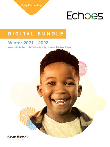 Bible-in-Life Early Elementary Digital Bundle | Winter 2017-2018