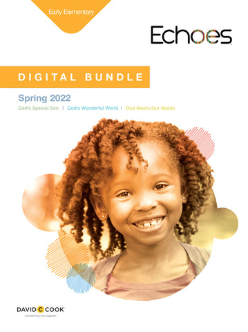 Echoes Early Elementary Digital Bundle | Spring 2020