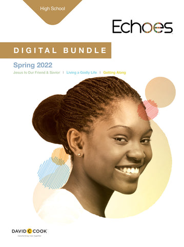 Echoes High School Digital Bundle | Spring 2020