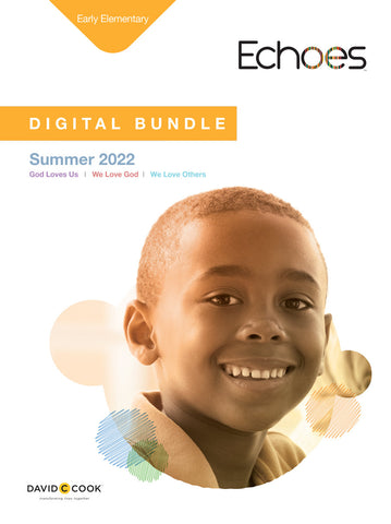 Echoes | Early Elementary Digital Bundle | Summer 2020