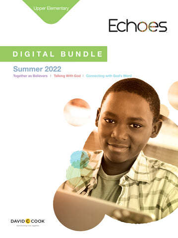 Echoes | Upper Elementary Digital Bundle | Summer 2021