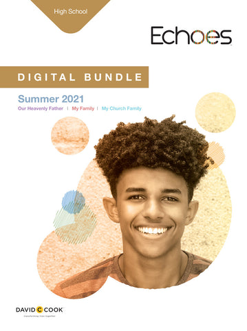 Echoes High School Digital Bundle