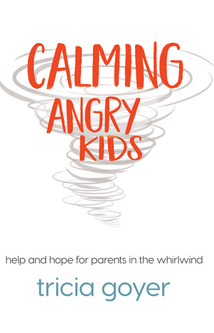 Calming Angry Kids: Help and Hope for Parents in the Whirlwind | Tricia Goyer