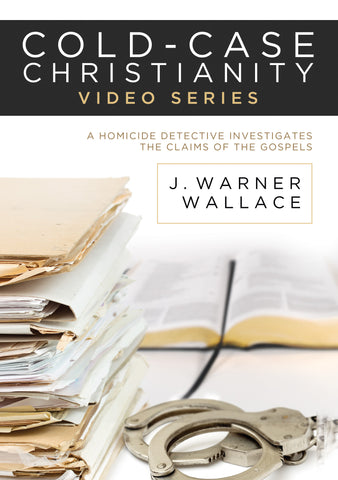 Cold-Case Christianity Video Series - J. Warner Wallace | David C Cook