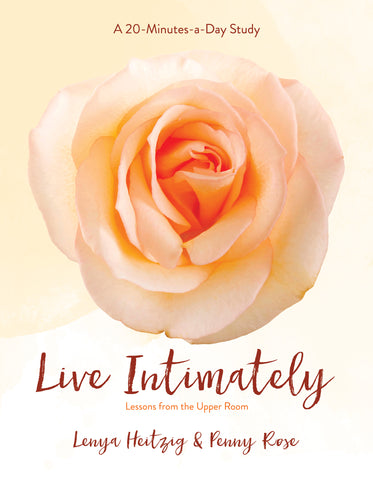 Live Intimately Cover