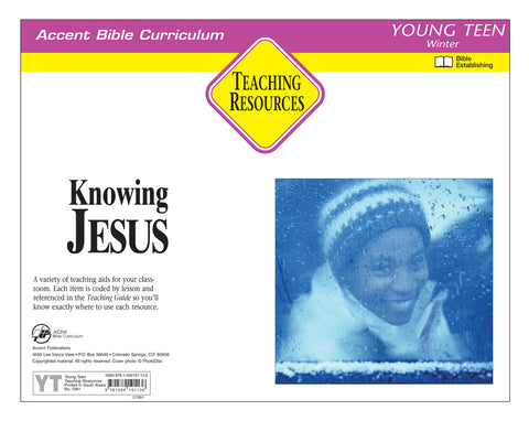 Accent Young Teen Teaching Resources Winter