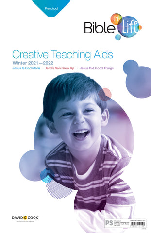 BIble In Life Preschool Creative Teaching Aids Winter