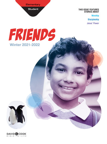 Bible-in-Life Elementary Friends (Take-Home) | Winter 2019-2020