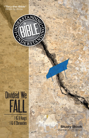 Bible-in-Life Understanding the Bible Adult Study Book | Winter 2018-2019