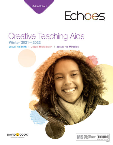 Echoes Middle School Creative Teaching Aids | Winter 2018-2019