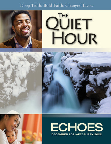 Echoes Adult The Quiet Hour | Winter 2018-2019