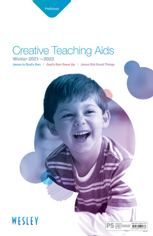 Wesley Preschool Creative Teaching Aids Winter