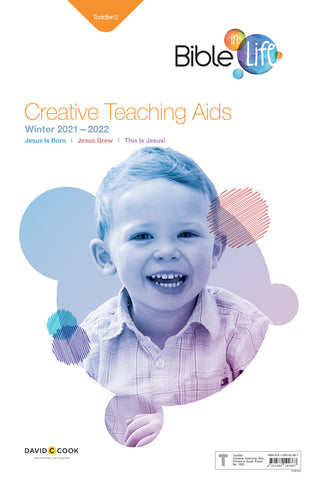Bible-in-Life Toddler/2 Creative Teaching Aids | Winter 2019-2020